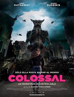 Ver Colossal (2017) película Latino