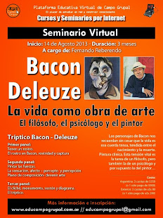 Seminario Virtual Bacon Deleuze