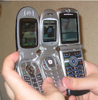 Släng inte din gamla mobil