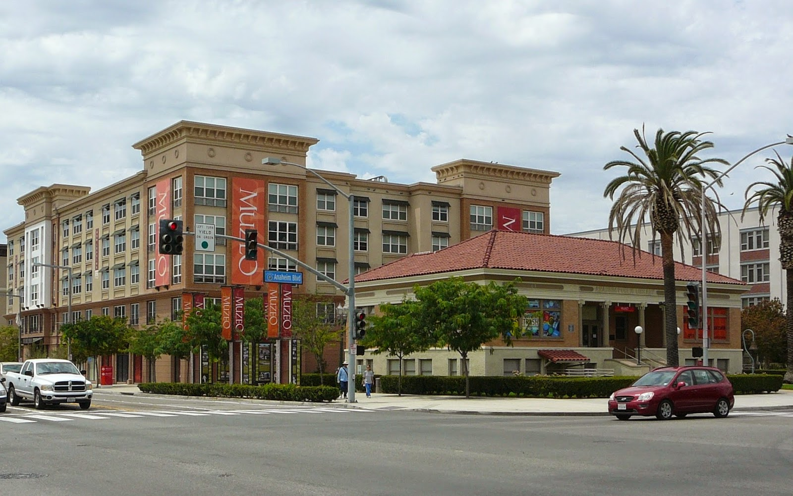 New Apartments On Orange Center Blvd