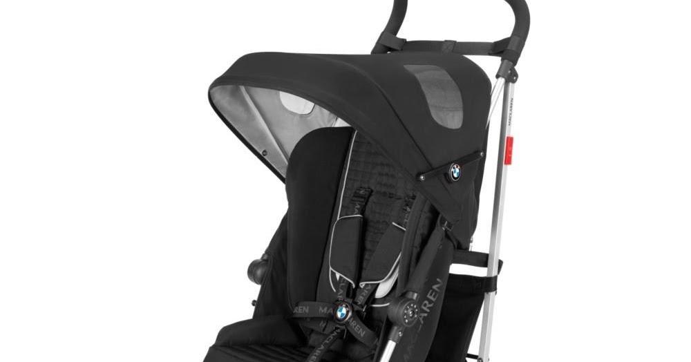 Beb puericultura sillas carro maclaren bmw buggy for Carrito bebe maclaren