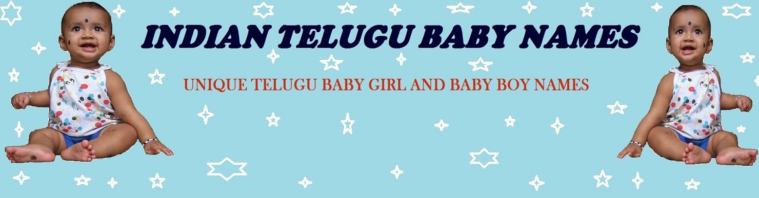 IndianTelugu baby names