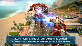 Iron Man 3 - The Official Game v1.0.0 for Android