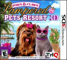 Paws e Claws: Pampered Pets Resort 3D   Nintendo 3DS