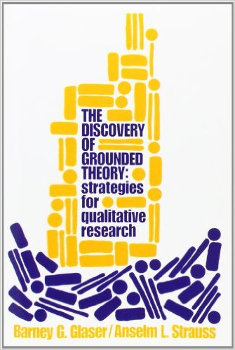 Strategies for Qualitative Research.   By Glasser & Strauss