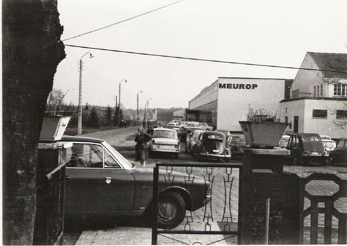 L'usine Meurop dans les années 60'