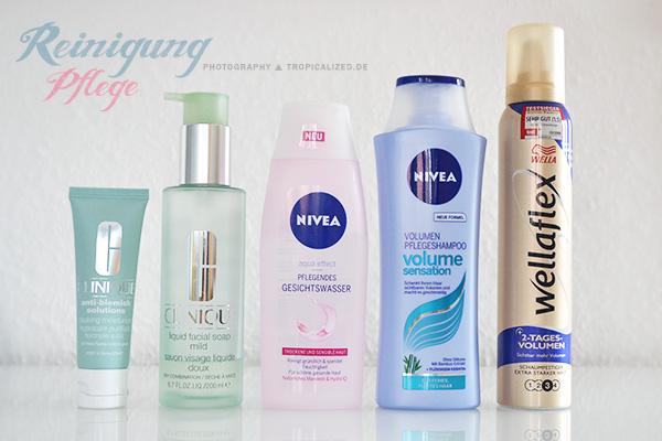 Kosmetik Favoriten Januar Februar März 2013 Reinigung Pflege