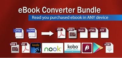 eBook Converter Bundle 3.17.103.384 portable download