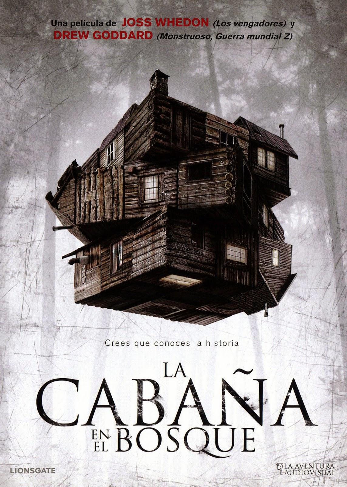 La Cabaña En El Bosque (2012)