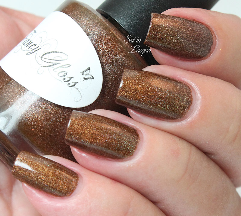 Fancy Gloss - Chocolate Muffin