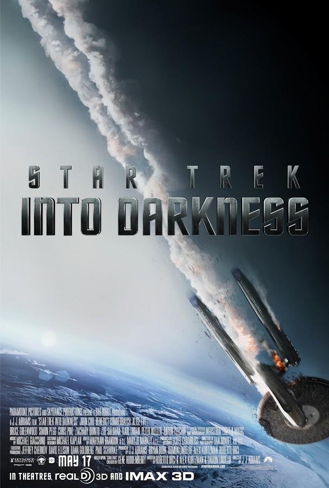 ตัวอย่างหนังใหม่ : Star Trek : Into Darkness (สตาร์เทร็ค ทะยานสู่ห้วงมืด) (ตัวอย่างที่ 3) ซับไทย poster