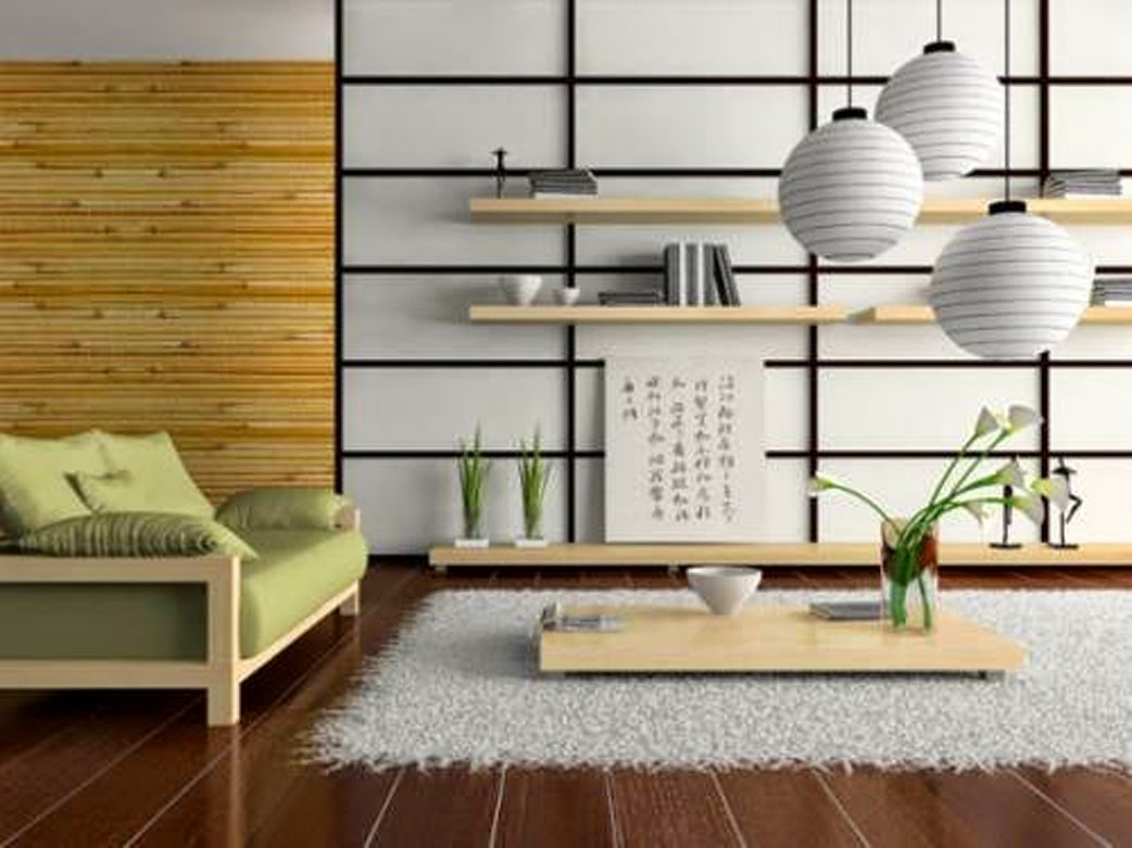 modern japanese living room design ideas