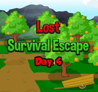 Juegos de escape Lost Survival Escape Day 4