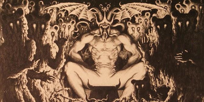 Aksi Paling Gila Pemuja Setan