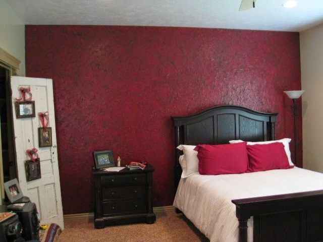 Texture Paints Designs For Bedrooms Images