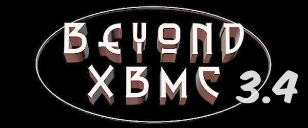 BEYOND XBMC BETA 3.4