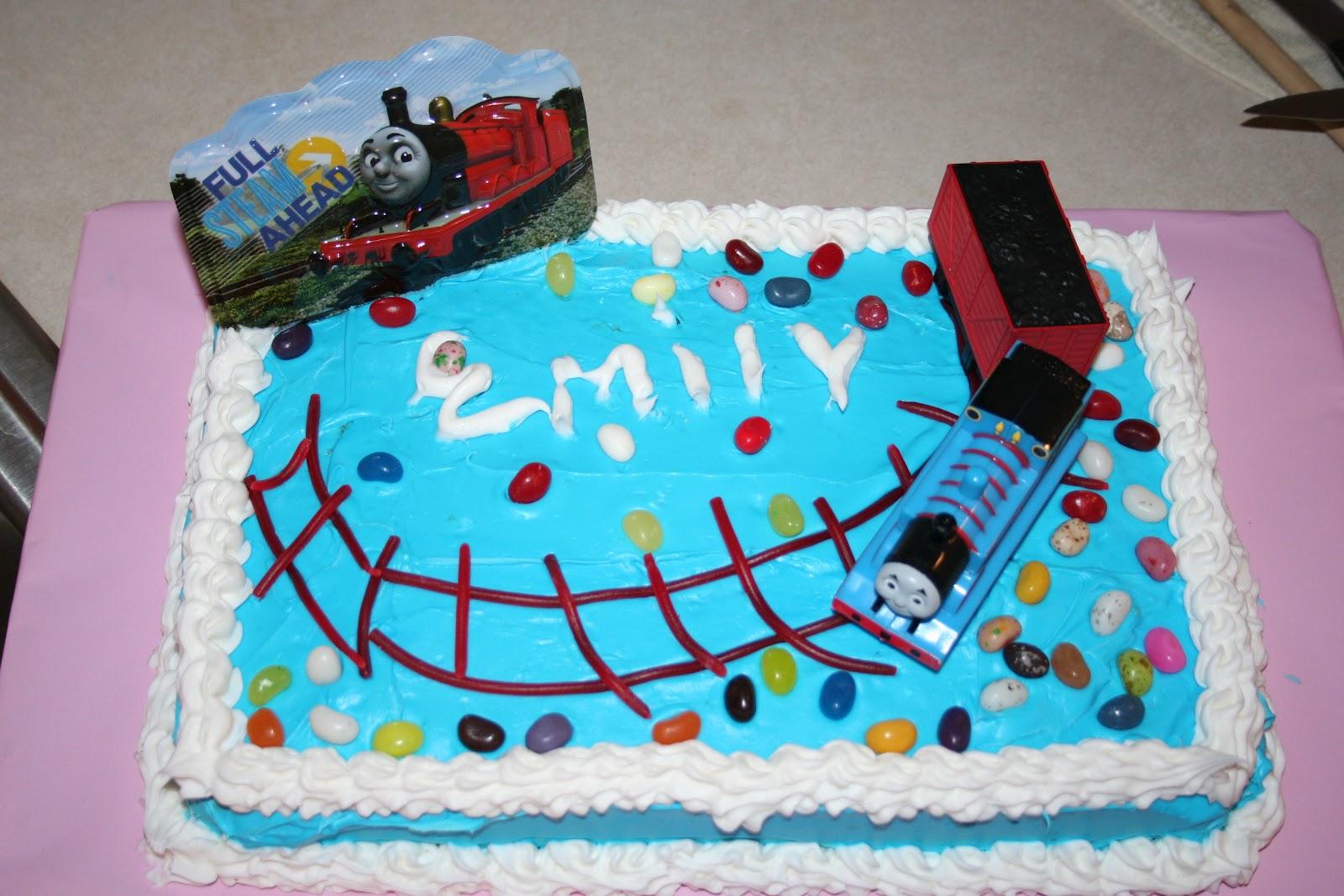 Thomas The Train Birthday Party My Crafty Zoo