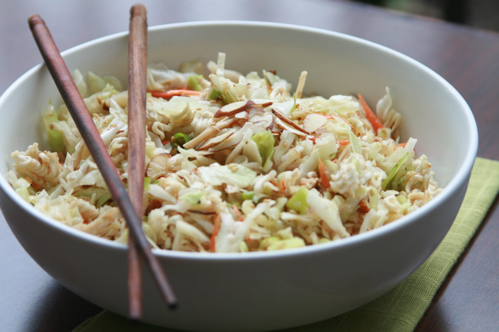 Cook Bake & Decorate: Chinese Chicken Salad