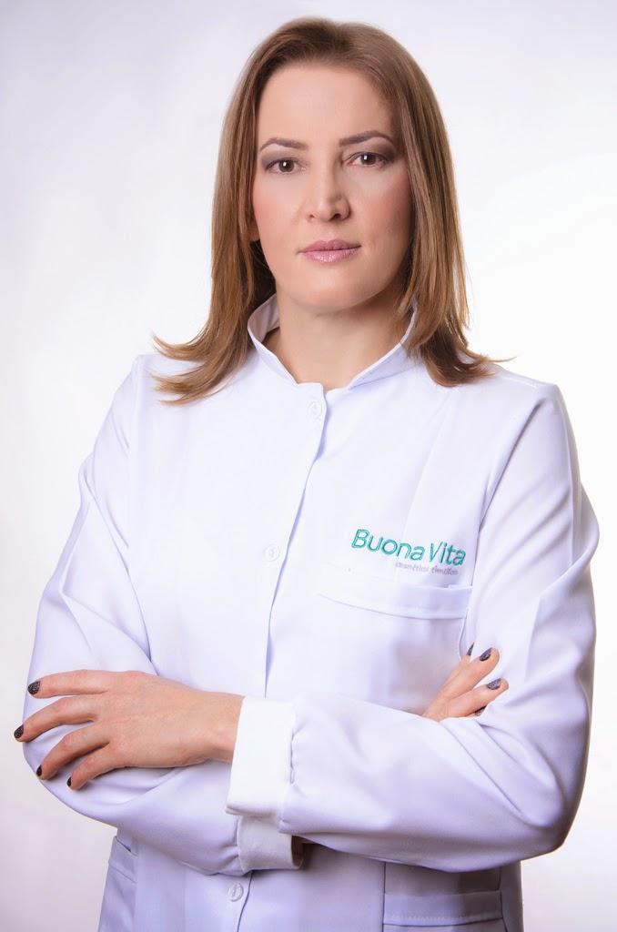 diretora intercontinental  de treinamento e P&D da Buona Vita Cosméticos