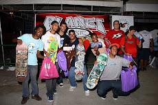1° Etapa do Circuito Sergipano de Skate 2011