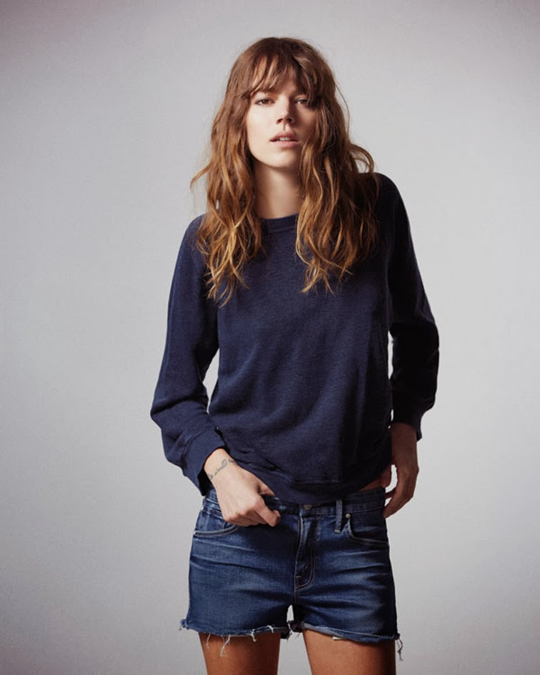 Freja Beha Erichsen Mother Denim
