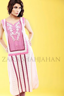 Zara Shahjahan Latest Eid Dresses 2013-2014