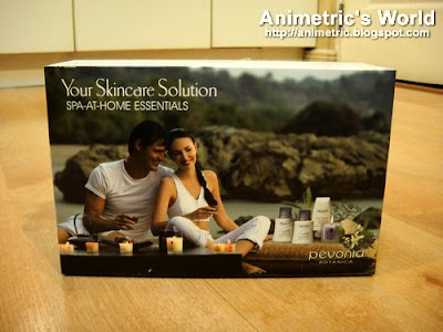 Pevonia Botanica At Home Spa Essentials Pack