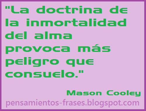 frases de Mason Cooley
