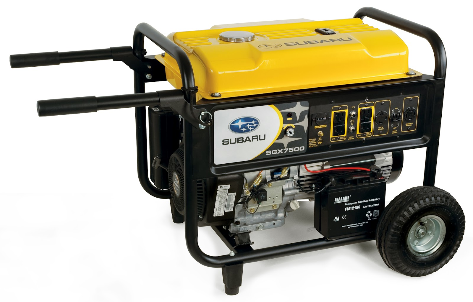 Imperial services subaru generators - Choosing a gasoline powered generator ...