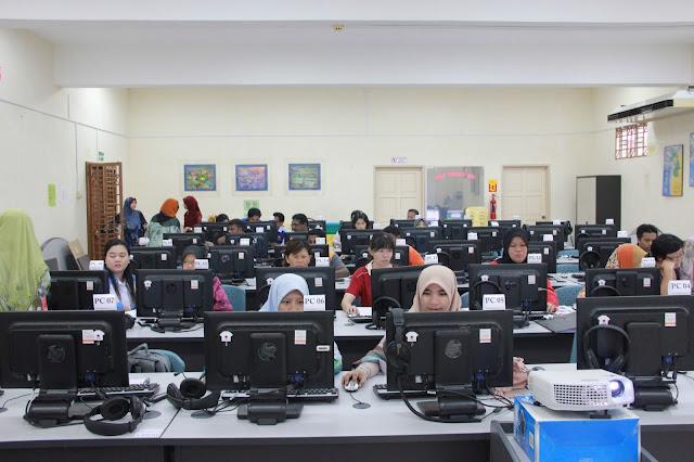 ... latihan Program Virtual Learning Enviroment (FROG VLE) bagi guru-guru