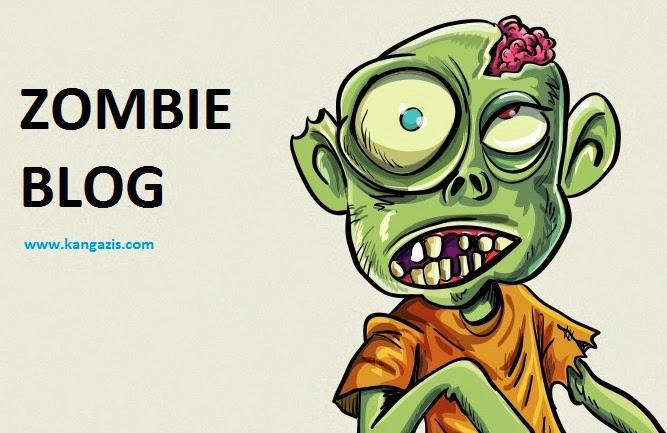 Cara Mudah Mencari Blog Zombie