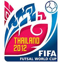 FÚTBOL SALA-Mundial de Tailandia 2012