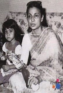 Kajol Childhood Pictures