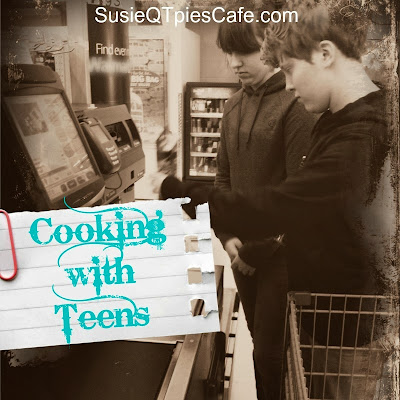Teen food issues