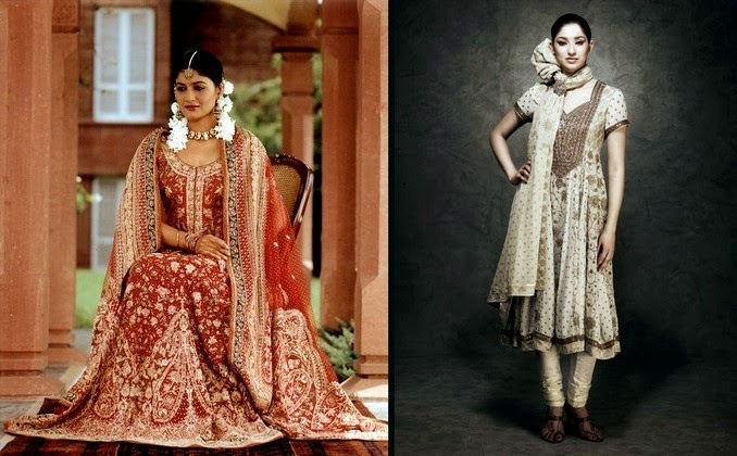Latest Classic Bridal Dresses 2014