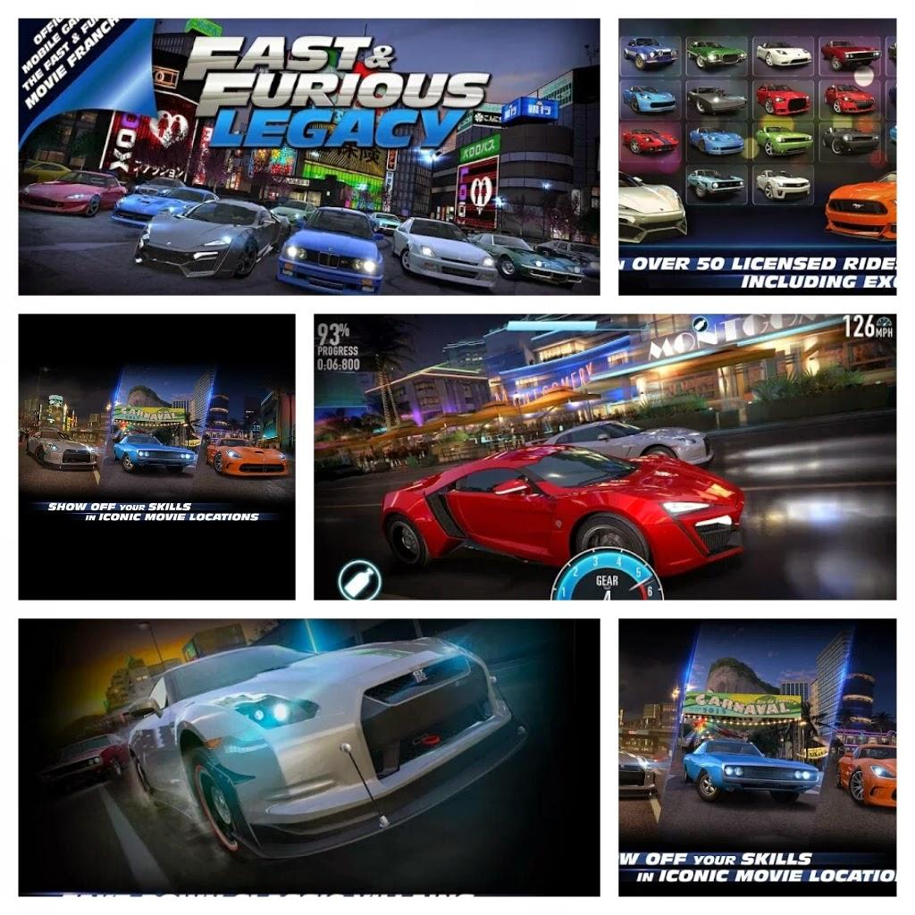 Fast & Furious Legacy, Tes Gamenya Dulu Baru Tonton Filmnya