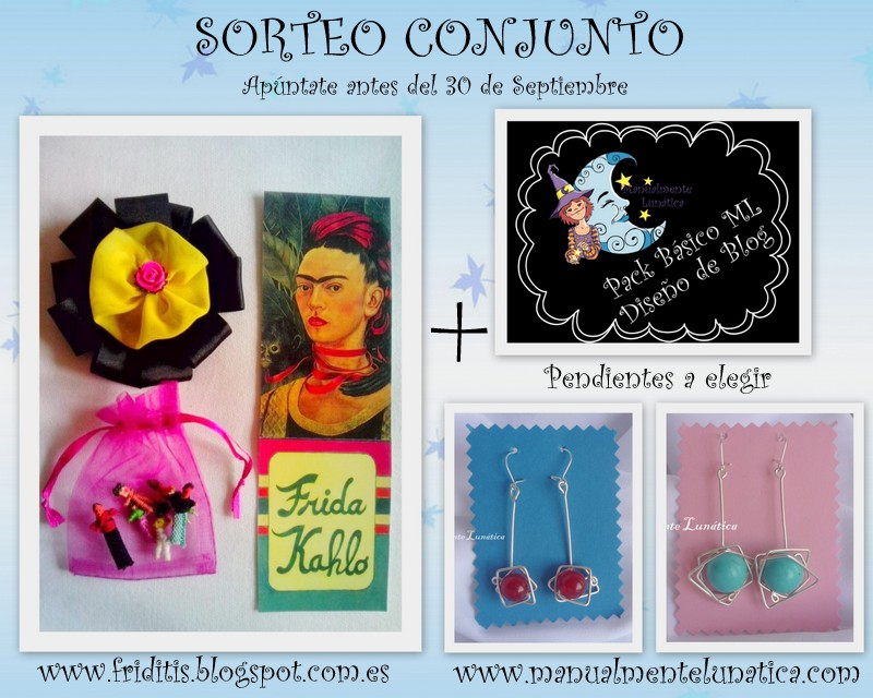 SORTEO ML Y FRIDITIS
