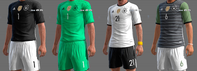 PES 2013 Germany GDB Euro 2016 by ABIEL