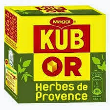 Kub Or Herbes de Provence