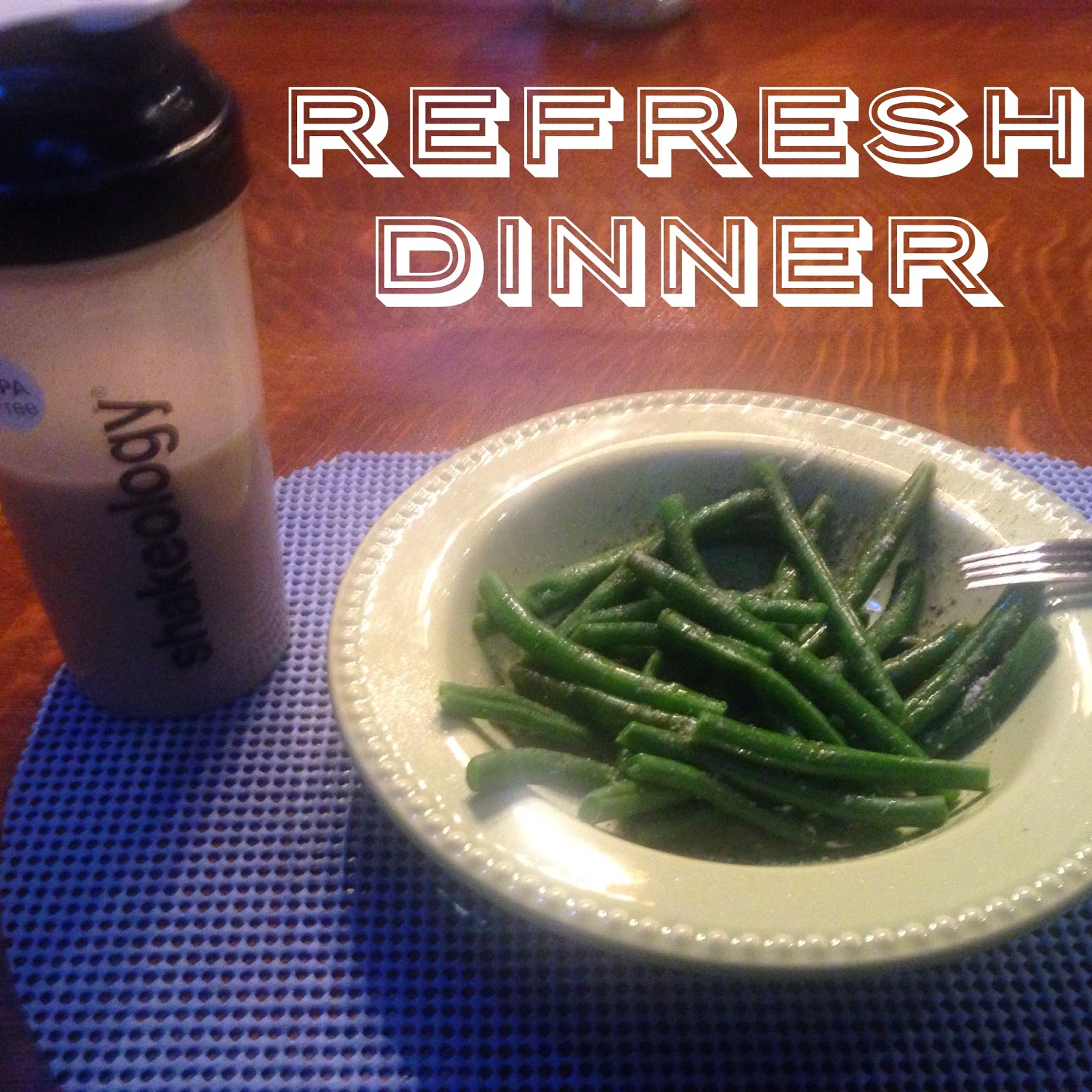 3-day refresh recipe, healthy, clean eating