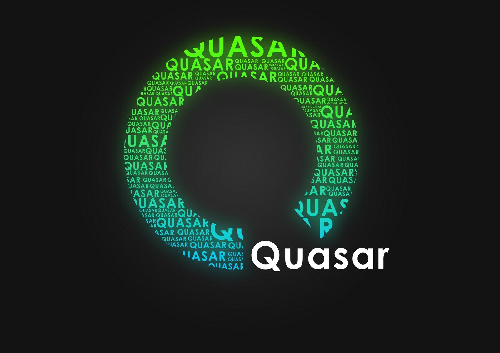 Untitled: Quasar Logo!