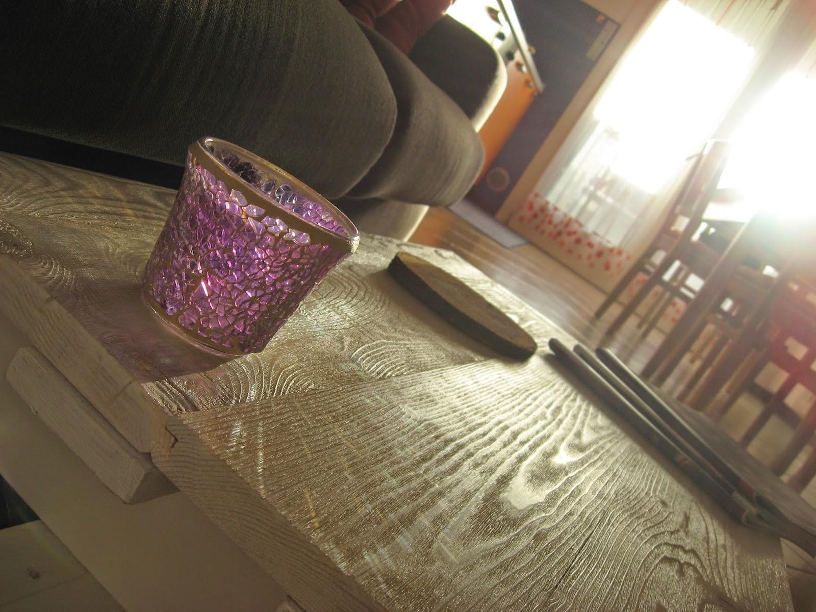 Come realizzare un tavolino con pallet