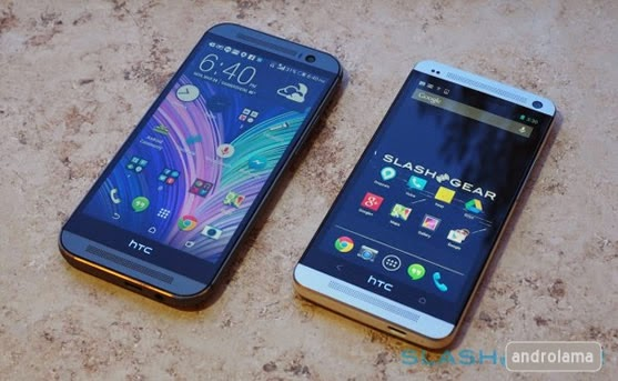 HTC One M8 android cihazı