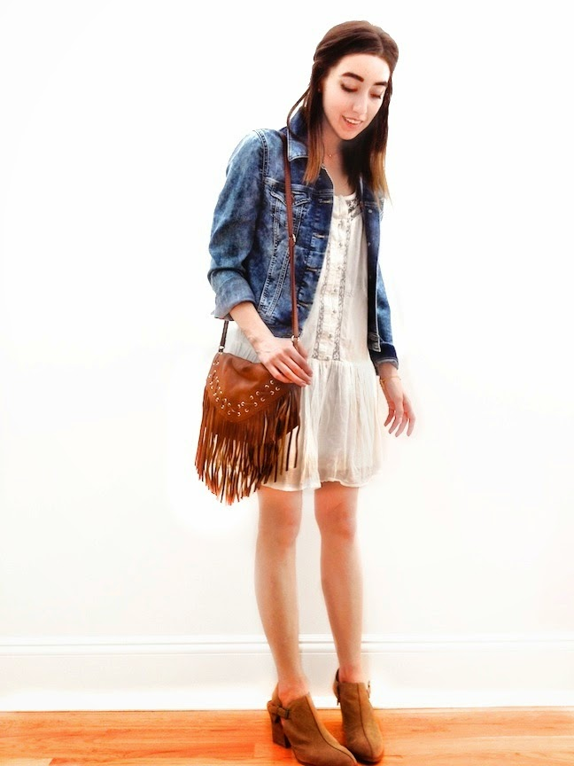 Sorelle In Style How To Wear The Denim Jacket
