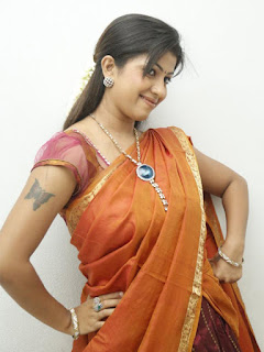 Geethanjali Thasya Stills at Eluka Majaka Logo Launch Event