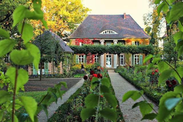 Fräulein Famos | Nachlese: Im Garten von Max Liebermann