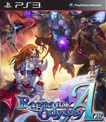 Ragnarok Odyssey ACE PlayStation 3 Región USA