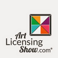 Sue Duda Designs on Art Licensing Show