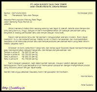 Contoh Surat Nikah Contoh Surat | Download Ebook