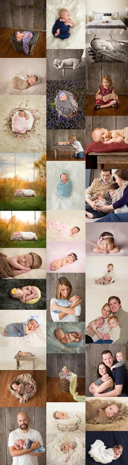 Sycamore, Dekalb, St. Charles, Geneva Newborn Photographer